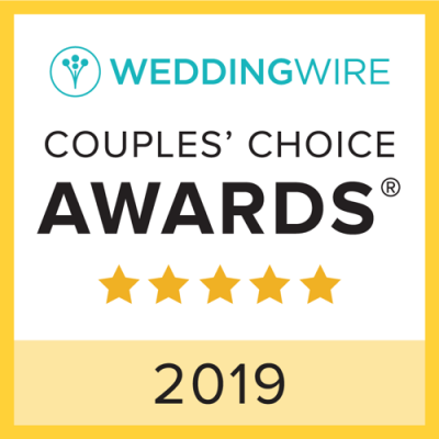 Couple Choice Award as a Destination Wedding Filmmaker on Wedding Wire