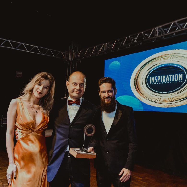 Wedding Filmmaker of the Year 2018 Award Kostas Petsas