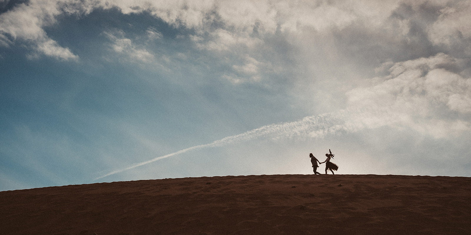 Adventurous Elopement filmed by Wedding Videographer in Gran Canaria