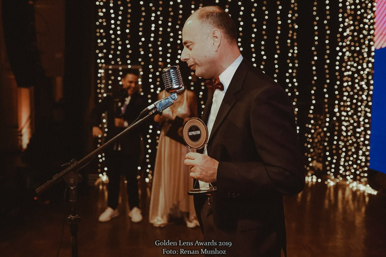 Awarded Wedding Videographer Kostas Petsas