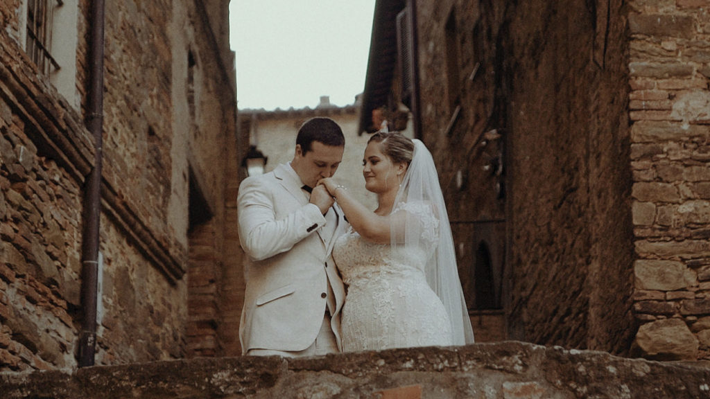 Best Umbria Wedding Videographer for a Destination Wedding in Italy: from New Zealand to Panicale