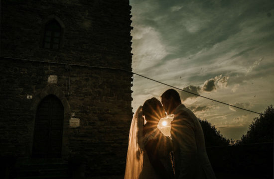 Umbria destination wedding videographer elopement in Panicale