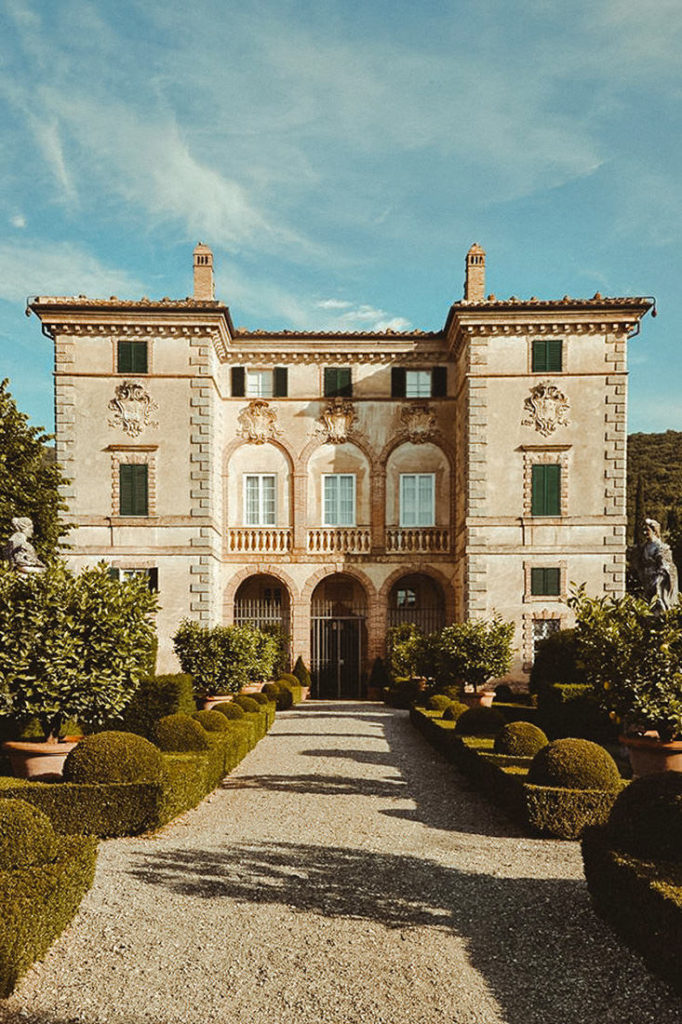 Best Wedding Venues in Tuscany Villa Cetinale
