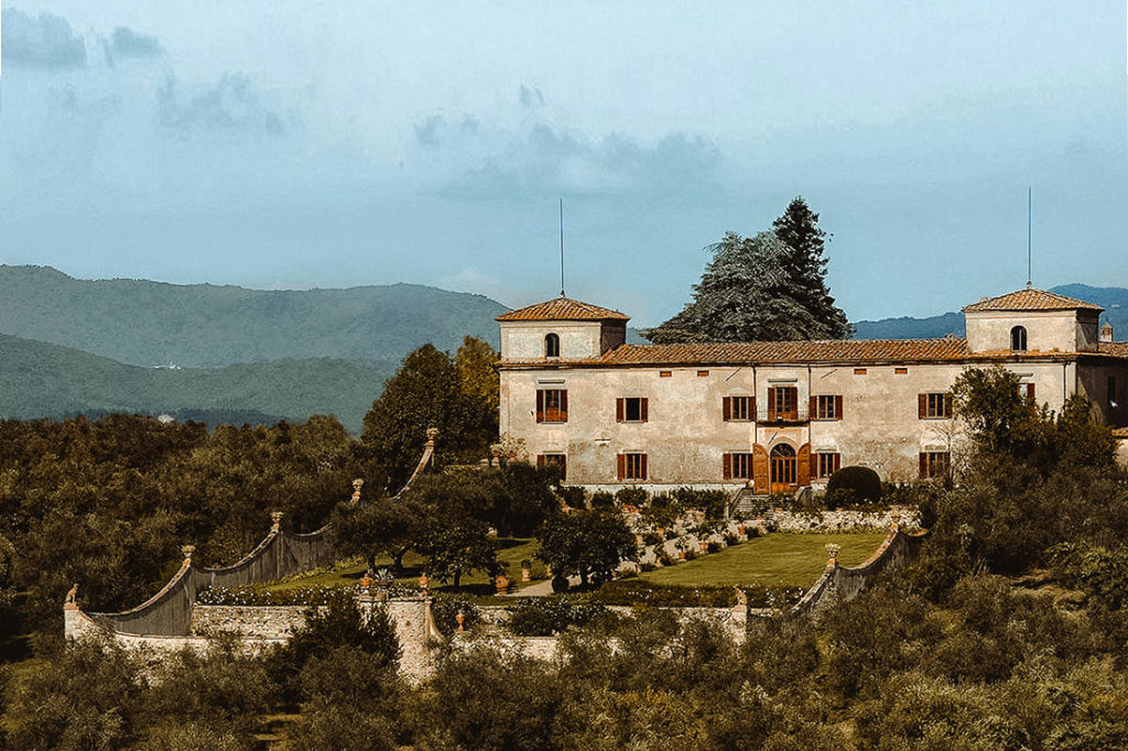 Best Wedding Venues in Tuscany Villa Medicea di Lilliano