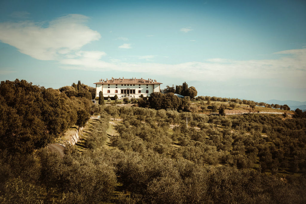 Best Wedding Venues in Tuscany Villa Medicea La Ferdinanda