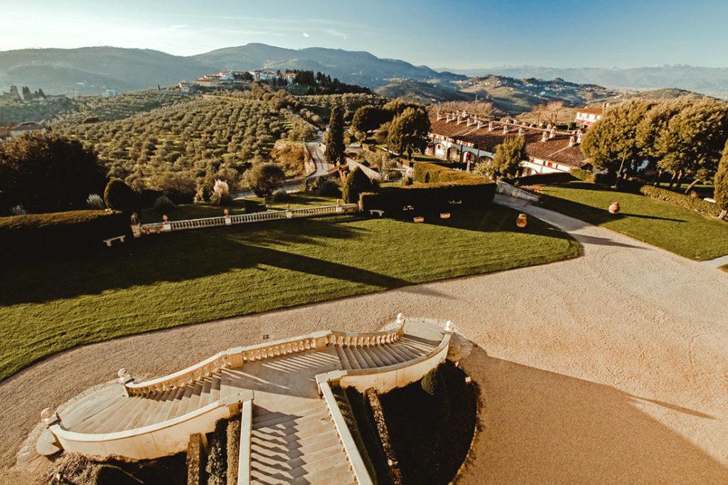 Villa Medicea Ferdinanda in Tuscany