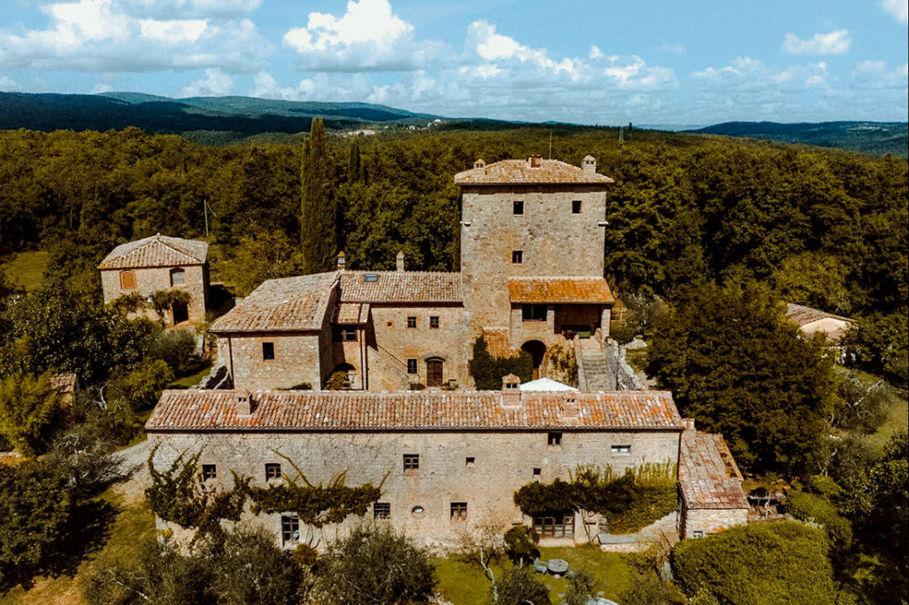 Best Wedding Venues in Tuscany Torre Palazzone