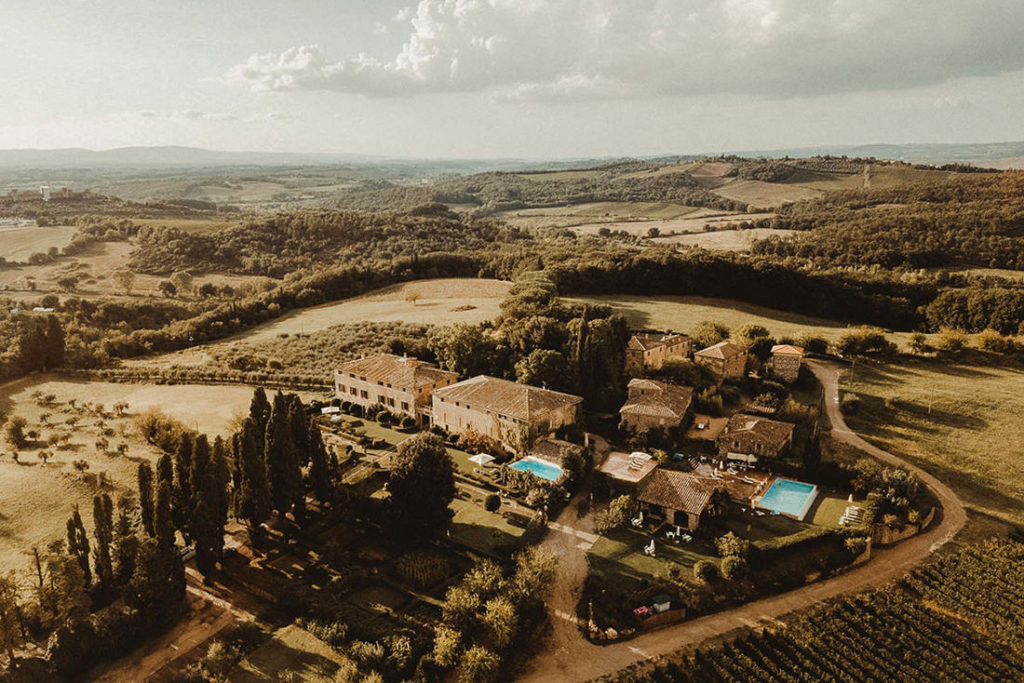 Best Wedding Venues in Tuscany Borgo Stomennano