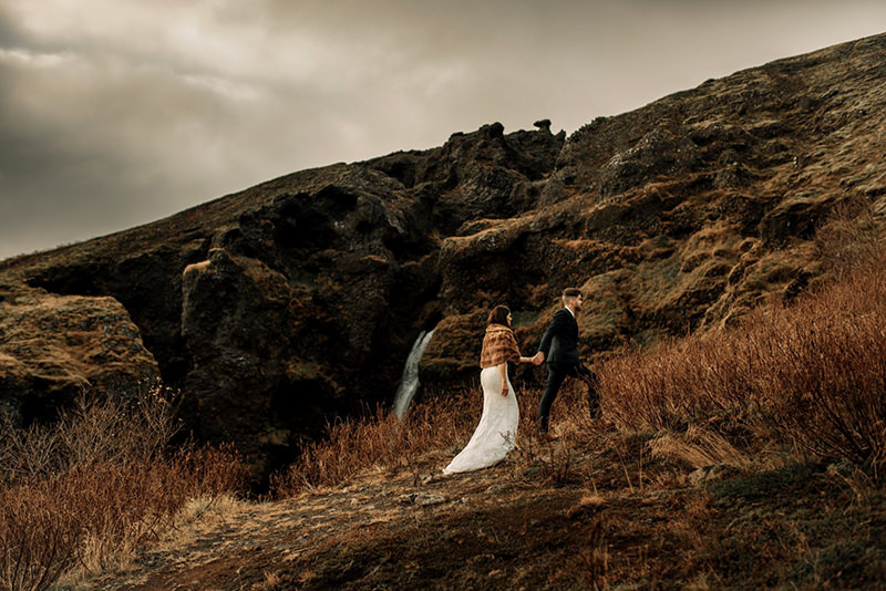 Best Faroe Islands Wedding Videographer