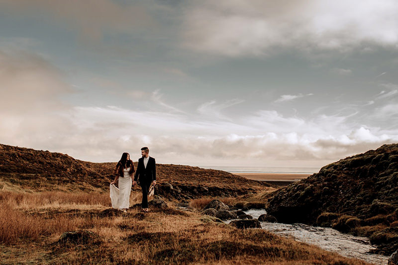 Best Isle of Skye Wedding Videographer