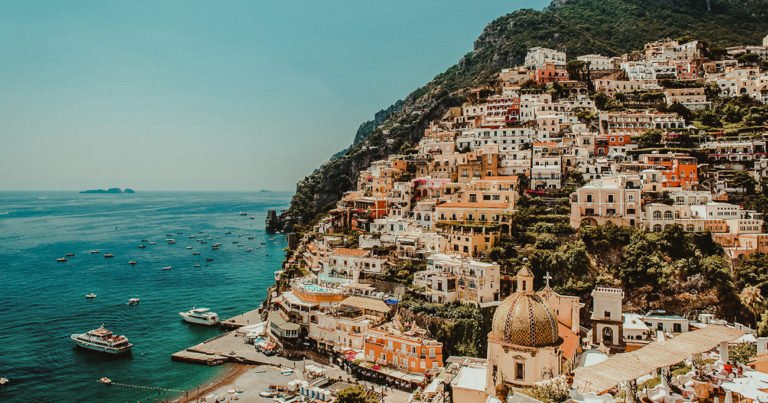 Picturesque Positano Amalfi Coast