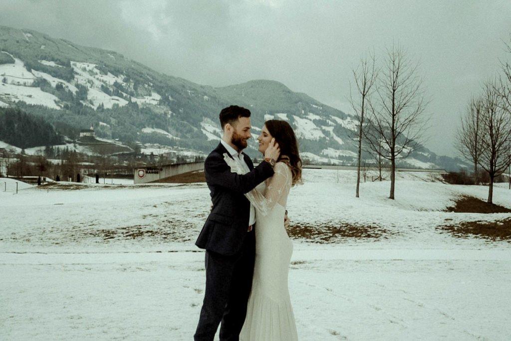 winter elopement in the Austrian AlpsTirol