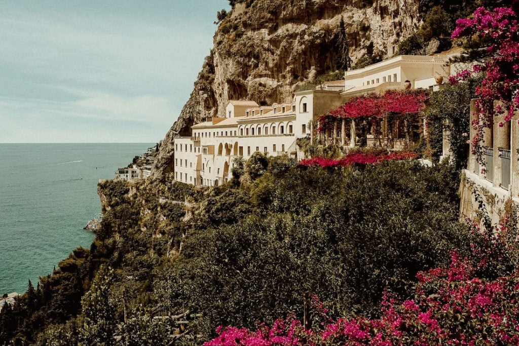 Best luxury wedding venues in Amalfi coast Grand Hotel Convento di Amalfi