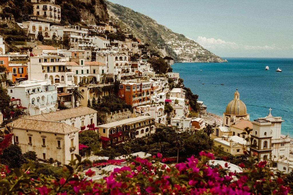 Best luxury wedding venues in Amalfi coast Hotel Palazzo Murat