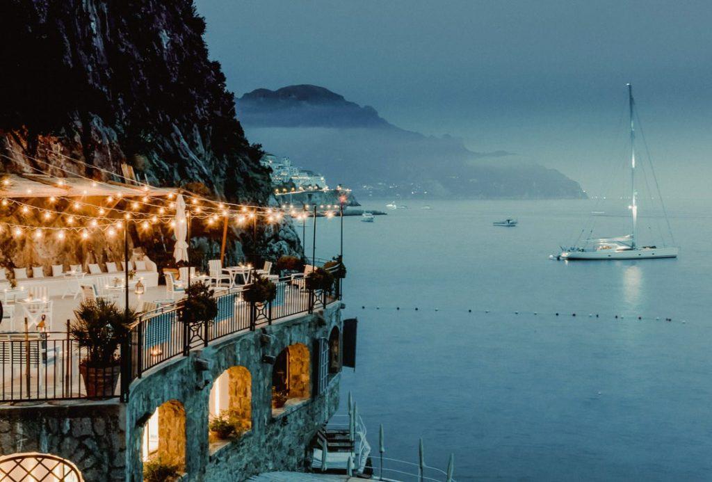 Best luxury wedding venues in Amalfi coast Hotel Santa Caterina
