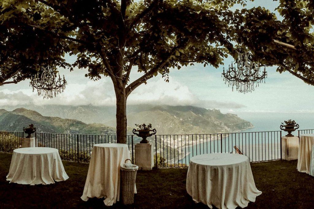 Best wedding venues in Ravello Villa Eva
