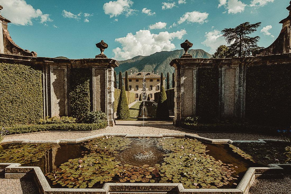 Best Wedding Venues in Lake Como Tremezzina Villa il Balbiano