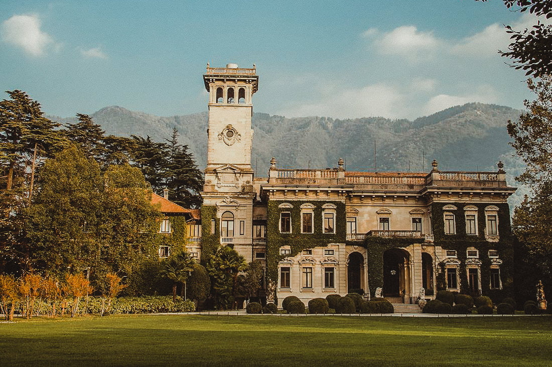 Best Wedding Venues in Lake Como Villa Erba Cernobbio