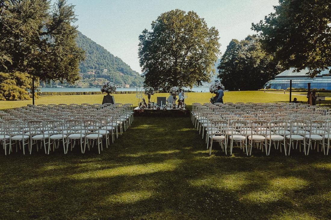 Best Wedding Venues in Cernobbio Villa Erba