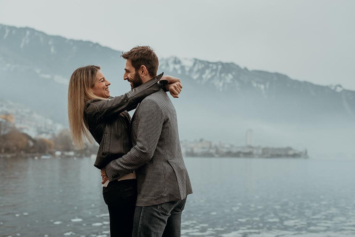 Best Lightroom Presets for wedding photographers after - prewedding in Switzerland